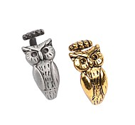 The New European And American Wind Restoring Ancient Ways Is The Owl Animal Woman Ring
