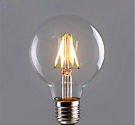 G80 4W LED Energy Saving Retro Decorative Imitation Tungsten Lamp