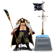 Inspired by One Piece Edward Newgate Anime Cosplay Accessories Figur