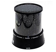 New Amazing Romantic Colourful Cosmos Star Master LED Projector Lamp Night Light Gift