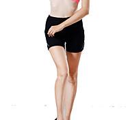 Running Women's Yoga High Elasticity Tight Indoor Solid S / M