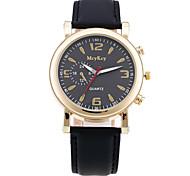 XU Men Fashion Small Dial Rose Gold Temperament Watch