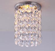 Lampes Encastrées Cristal / LED / Style mini 1 pièce