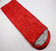 Aufgeblasene Matte Rechteckiger Schlafsack Einzelbett(150 x 200 cm) 10 Hohlbaumwolle 400g 180X30Wandern / Camping / Reisen / Draußen /