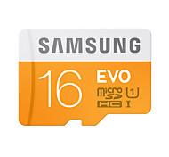 Samsung 16GB TF Micro SD Card scheda di memoria UHS-1 Class10 EVO