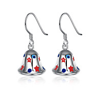 Christmas Bell Drop Earring