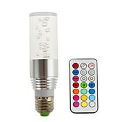 3W E14 / GU10 / B22 / E26/E27 Smart LED Glühlampen R39 3 Hochleistungs - LED 280 lm RGB V 1 Stück