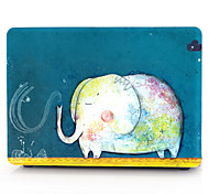 caja de la computadora MacBook de color elefante para el macbook air11 13 PRO13 / / 15 / Pro con retina13 15 macbook12