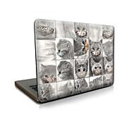 für macbook air 11 13 / pro13 15 / Pro mit retina13 15 / macbook12 Katzen Apfel Laptop-Tasche