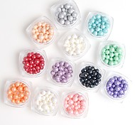 12pcs/set Nail Art Décoration strass Perles Maquillage cosmétique Nail Art Design