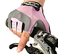 LUOKE® Спортивные перчатки Жен. / Муж. / Детские / Все Перчатки для велосипедистов Весна / Лето / Осень ВелоперчаткиАнти-скольжение /