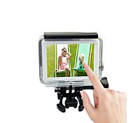 Accessories For GoPro Waterproof Housing Touchscreen / Waterproof, For-Action Camera,Gopro Hero 4Diving & Snorkeling / Skate /