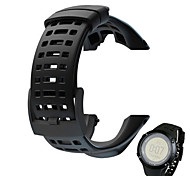 Watchband For Suunto Ambit 3 Peak Ambit 2 Luxury Rubber Watch Replacement Band Strap