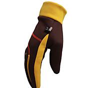 Ski Gloves Full-finger Gloves Women's / Men's Activity/ Sports Gloves Windproof / Snowproof Gloves Snowboarding Polyester Winter