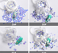 1PCS Nail Sequins Nail Art Design