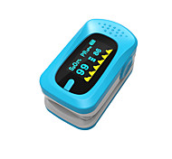 Yin Shi Wireless Others Finger Pulse Oximeters Manual LCD Display / Voice / Memory Storage Battery White / Red / Green / Blue / Orange