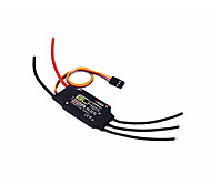 20A 2A 5V Electric Speed Controller for 250 FPV Quadcopter for EMAX BLHELI/RC Spare Part RC Quadcopters Black 1 Piece