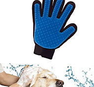 Dog Cleaning Baths Pet Grooming Glove