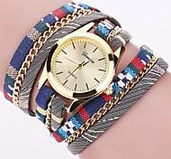 Watches Women Fashion Watch Rainbow Chain Ladies Watch Geneva Dress Quartz-Watch Clock Women Metal Watch Bracelets Relogio
