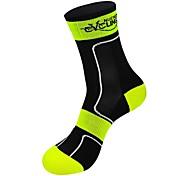 NUCKILY® Велоспорт Носки Дышащий / Сохраняет тепло / Пригодно для носки Спандекс / Нейлон / LYCRA®Отдых и Туризм / Спорт в свободное