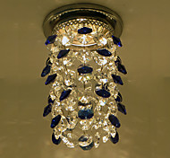 Special Design Crystal Round Led Spot Ceiling Light