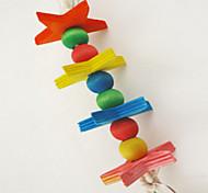 портативный многоцветные птица toys1pc