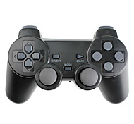 Wireless Vibration Controller for PS3, PS2 and PC (2.4Ghz, Black)