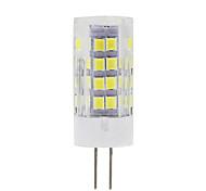 5W G9 / G4 LED-maïslampen T 51 SMD 2835 450 lm Warm wit / Koel wit Decoratief V 1 stuks