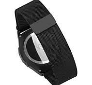 PINHEN 18MM Smart Watch Bands Stainless Steel Milanese Mesh Watch Band For Huawei watch Withings Activit