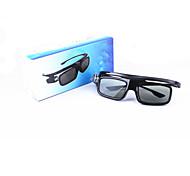 óculos de obturador ativo 3d como um presente