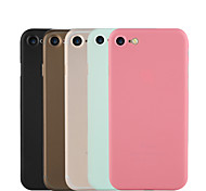 Benks Ultra-thin / Frosted Case Back Cover Case Solid Color Hard PP Case for Apple iPhone 7 Plus / iPhone 7