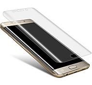 кейс прозрачный кристалл пленка протектор ультра тонкий мягкий экран для Samsung Galaxy s7 края