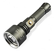SS-941 LED Flashlights/Torch / Bike Glow Lights LED 300-350Lm Lumens 4 Mode Cree XR-E Q5 18650Waterproof / Super Light / Easy Carrying / High