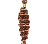 Precolored Tessiture capelli Indiano Molto ondulata 12 mesi 1 pezzo tesse capelli