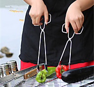 1PC Multifunctional Stainless Steel Barbecue Clip