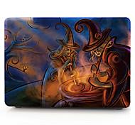Хэллоуин ведьмы шаблон компьютерный корпус MacBook для Macbook air11 / 13 pro13 / 15 Pro с retina13 / 15 macbook12