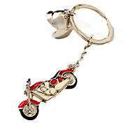 Porta-Chaves Hobbies de Lazer Porta-Chaves Motocicletas Metal Rosa Para Meninos / Para Meninas