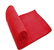 Спальный мешок Liner Прямоугольный Односпальный комплект (Ш 150 x Д 200 см) 10 Пористый хлопокX30Пешеходный туризм Походы Путешествия На