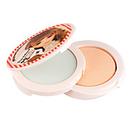 Concealer/Contour Powder Long Lasting / Concealer / Uneven Skin Tone / Natural Face Y.CID Green