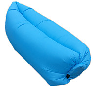 Inflated Mat Semi-Rectangular Bag Single 10 Inflated 1000g 230X100 Camping / Traveling / IndoorWaterproof / Rain-Proof / Windproof /