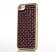 For Apple iPhone 7 Plus iPhone 7 iPhone 6s Plus iPhone 6 Plus iPhone 6s iPhone 6 Gradient Diamond Mobile Phone TPU Protection Case