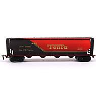 Track Rail Car Novelty Toy Toys Novelty Brown Plastic