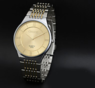 CHENXI®Men's Classic Design Analog Display Stainless Steel Quartz Watch Cool Watch Unique Watch