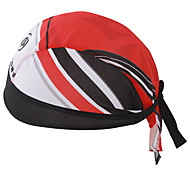 XINTOWN Bike Cycling Cap Sport Hat Bicycle Visor Hat Riding Road Headband Men and Women Cycling Quick Dry Cap Black and Red