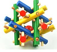 Blocco Ming Kong Giocattoli Legno Arcobaleno Per bambine Da 5 a 7 anni Da 8 a 13 anni 14 Anni e oltre
