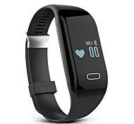 Сердце монитор скорости движения шагомер водонепроницаемый анти - потерял Bluetooth смарт-браслет