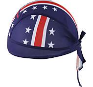 XINTOWN Cycling  Biker Bandana Headwrap Men Women Headscarf Adjustable Cap Hat Windproof Cycling Outdoor Head Wraps Hat - Purple
