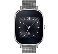 Milanese Loop Mesh Stainless Steel Metal Bracelet Strap with Unique Magnet Lock for Asus Zenwatch 2 WI502Q