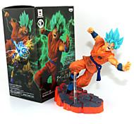 Жемчуг дракона Son Goku PVC 14CM Аниме Фигурки Модель игрушки игрушки куклы