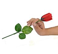 Accesorio de Magia Hobbies de Tiempo Libre Rosas Plástico Rojo Para Chicos Para Chicas 8 a 13 años 14 años y Más